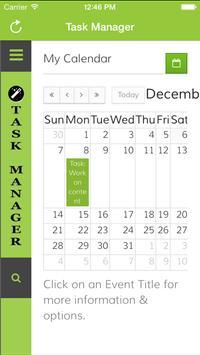 TaskTracker screenshot 4