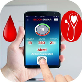 Blood Sugar Tracker prank icon