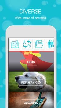 TASKPER: HK On-Demand Services screenshot 1