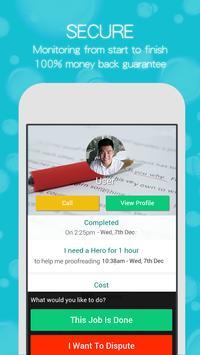 TASKPER: HK On-Demand Services screenshot 4