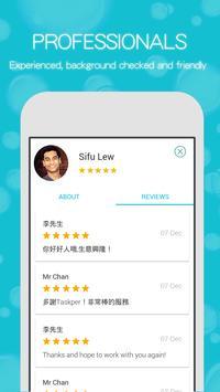 TASKPER: HK On-Demand Services screenshot 5