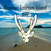 Bawean Island Tourism App icon
