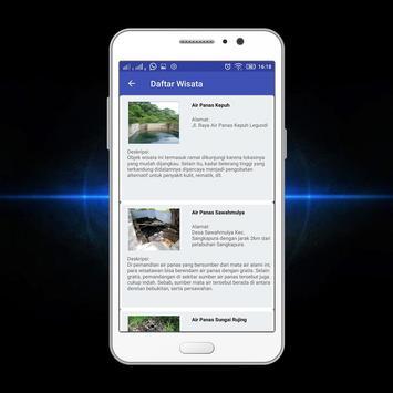 Bawean Island Tourism App screenshot 4