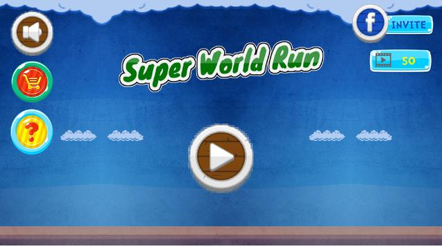 Super World Run & Adventures poster