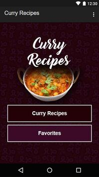 Curry Recipes screenshot 3