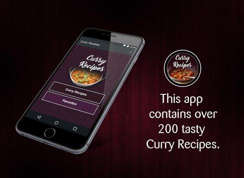 Curry Recipes screenshot 1