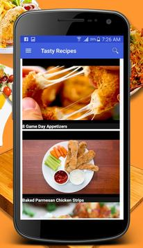 Tasty Recipes apk screenshot