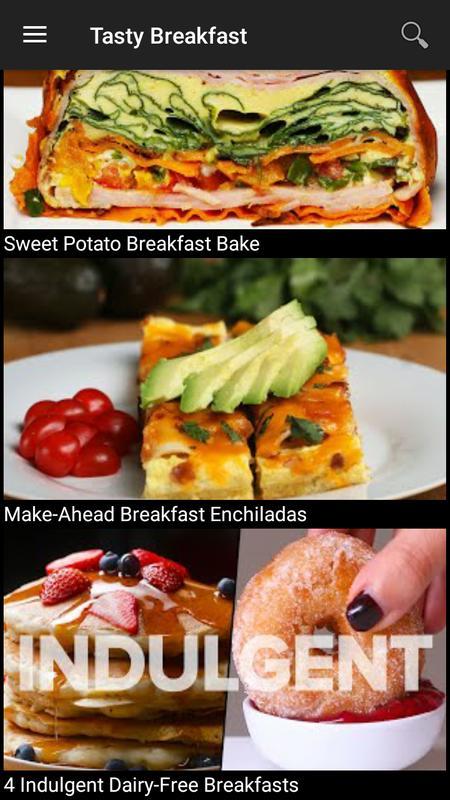 Tasty descarga apk gratis comer y beber aplicacin para android tasty poster forumfinder Image collections