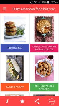 Tasty american food best recipes descarga apk gratis comer y beber tasty american food best recipes captura de pantalla de la apk forumfinder Images