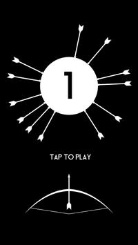 Twisty Arrow - Shoot The Wheel apk screenshot
