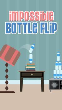 Impossible Bottle Flip poster