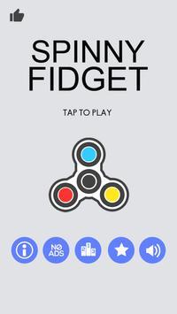 Spinny Fidget poster