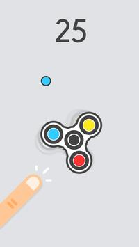 Spinny Fidget apk screenshot