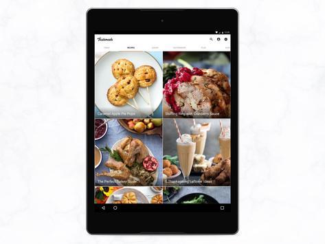 Tastemade скриншот приложения