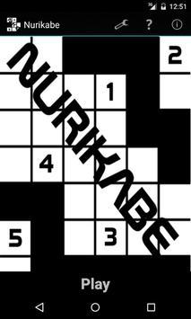 Nurikabe poster