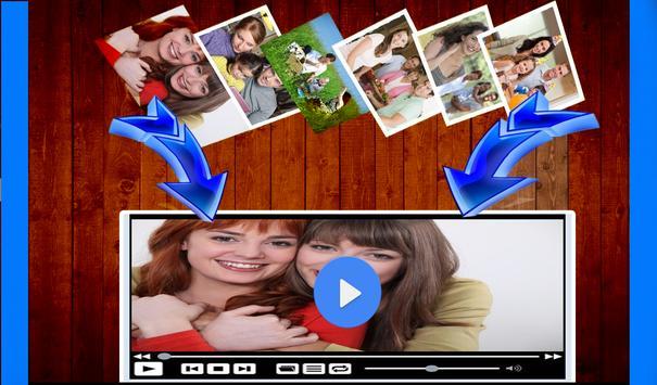 تحويل الصور إلى فيديو بالصوت poster