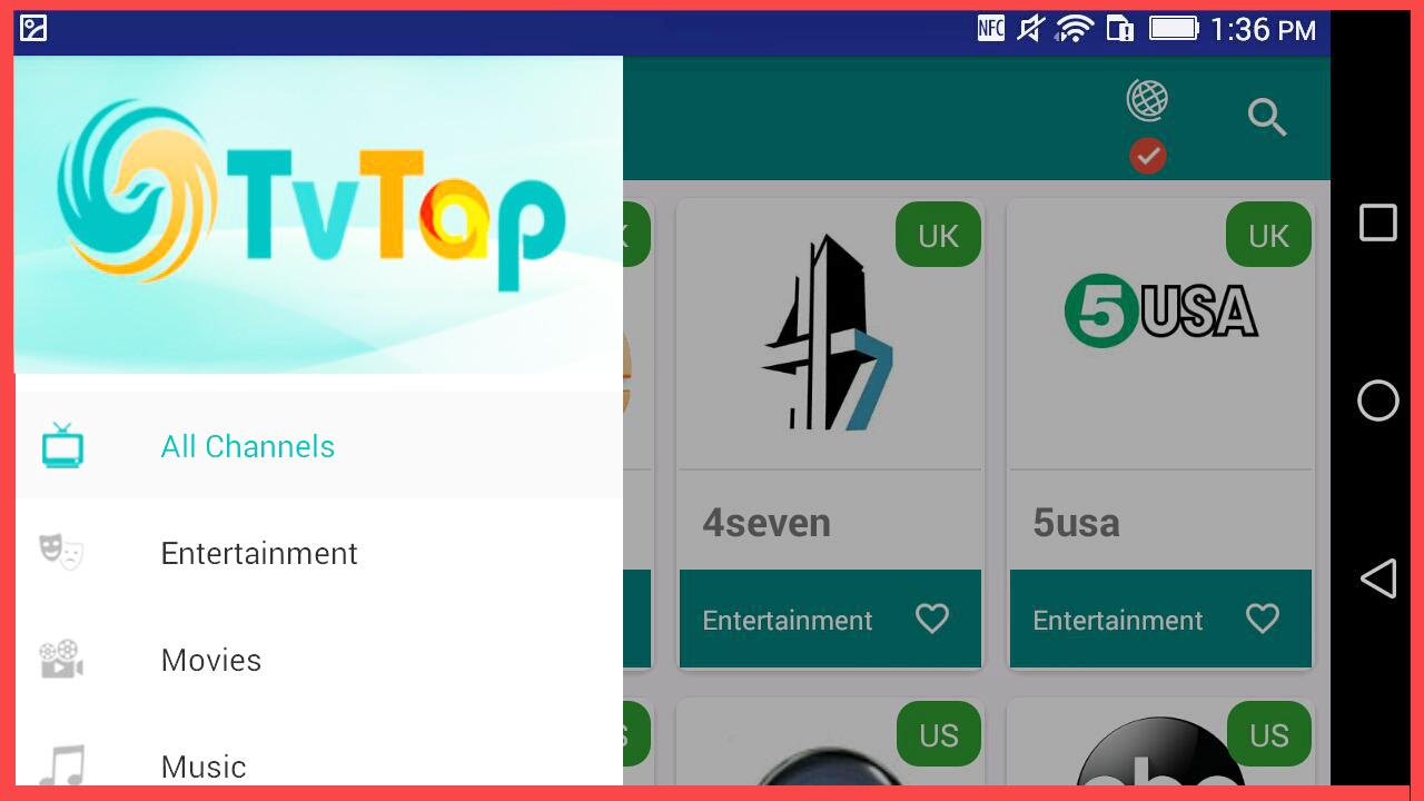 Tv Tap Apk >> Tv Tap Plus Advice For Android Apk Download