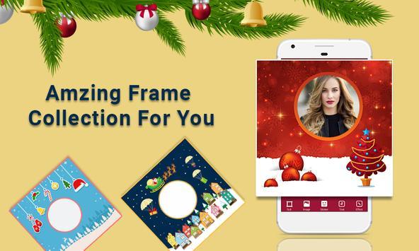 Christmas Frames For Photos poster