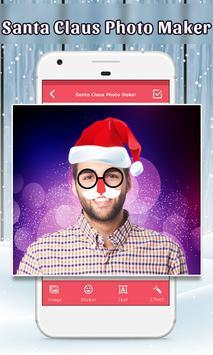 Santa Claus Photo Maker screenshot 1