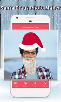 Santa Claus Photo Maker screenshot 2