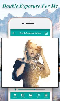 Double Photo Exposure For Me poster
