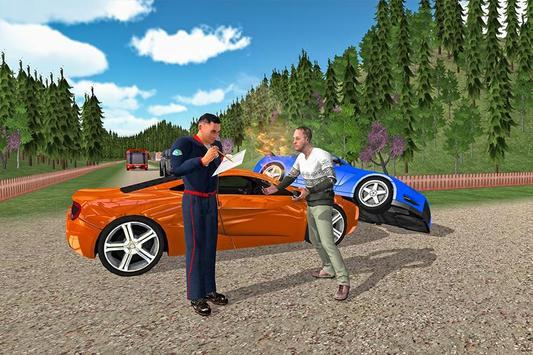 Russian Border Police Patrol Duty Simulator screenshot 2