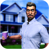 Virtual Dad: Happy Family 3D icon