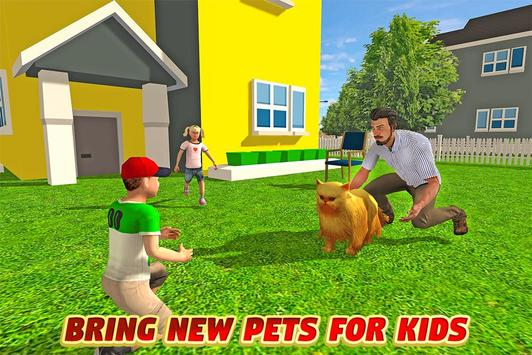 Virtual Dad: Happy Family 3D screenshot 10