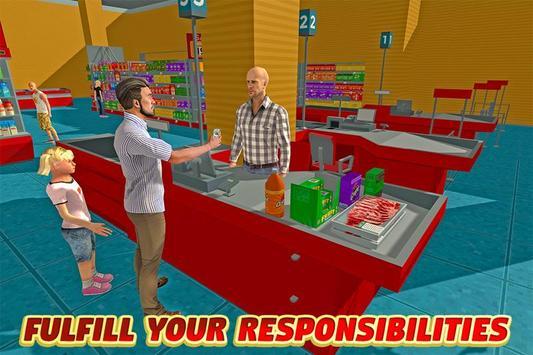 Virtual Dad: Happy Family 3D screenshot 1