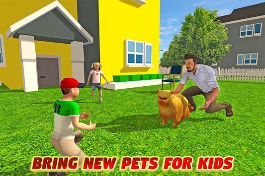 Virtual Dad: Happy Family 3D screenshot 2