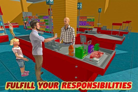 Virtual Dad: Happy Family 3D screenshot 5