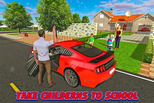 Virtual Dad: Happy Family 3D screenshot 8