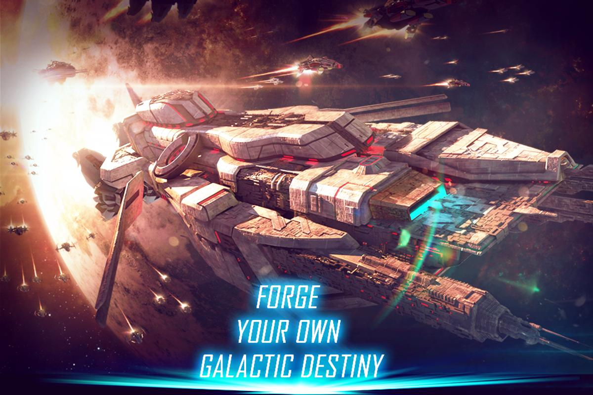 galaxy legend cosmic conquest mod apk