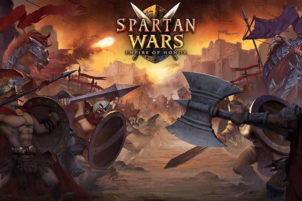 spartan games downloads