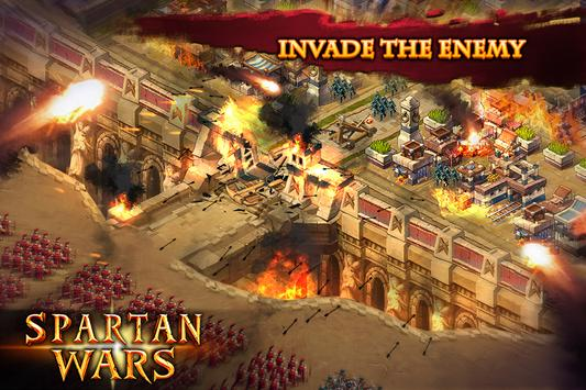 Spartan Wars screenshot 1