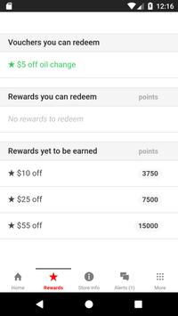 Allen's Towing And Recovery Rewards screenshot 1