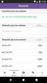 Alluring Vapors Rewards screenshot 1