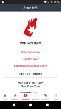 Bitter Pops Rewards screenshot 1