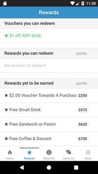 Turtle Leaf Cafe Rewards screenshot 1