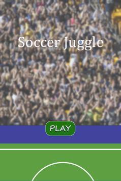 Soccer Juggle poster