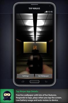 Gun Shooting Range LWP screenshot 1