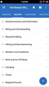 Northeast Mountain Sports poster