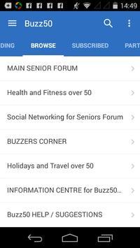 Buzz50 apk screenshot