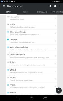 Dusterforum.se apk screenshot