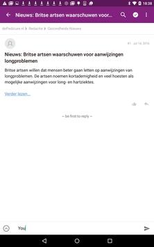 dePedicure.nl Online Platform screenshot 4