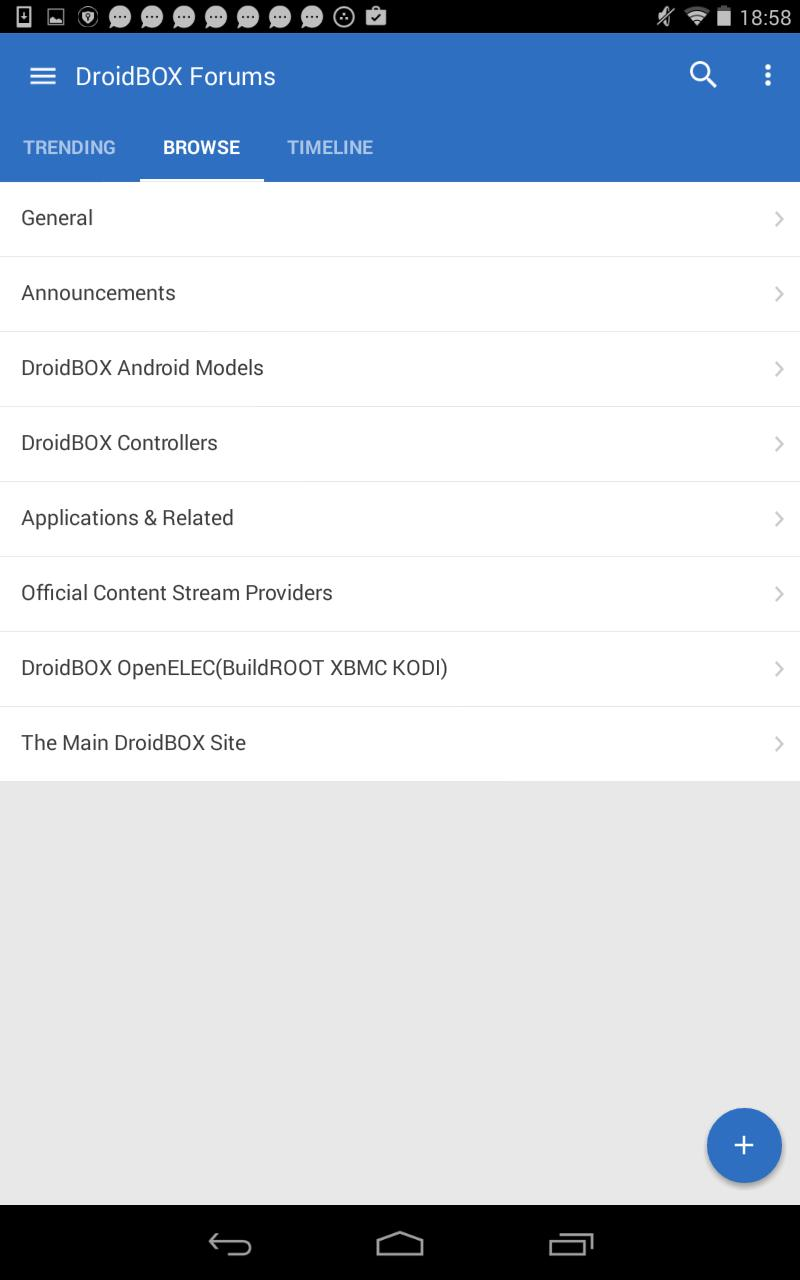 DroidBOX Forum for Android - APK Download