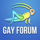 Grasshopper Mob : Gay Forum icon