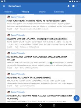 KanisaForum screenshot 5