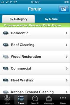 The PWR App apk screenshot