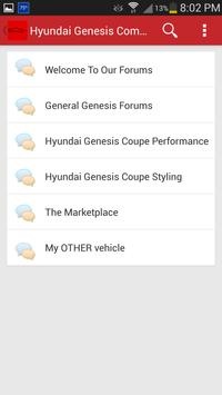Hyundai Genesis Coupe Forum for Android - APK Download